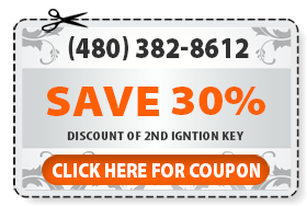ignition key replacement scottsdale az
